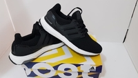 Used Adidas UltraBoost 4.0 Black White EU45 in Dubai, UAE