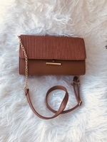 Used Brown textured sling  in Dubai, UAE