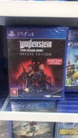 Used PS4 Wolfenstein young blood in Dubai, UAE