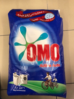 6 kg Omo active auto for fully auto
