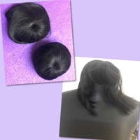 Used Hair wig & Hair Bun in Dubai, UAE