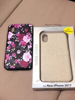 Used New iPhone X & XS Shine ✨ floral covers  in Dubai, UAE