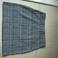 Used Plaid mini skirt in Dubai, UAE