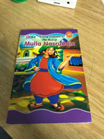 Used Mulla Nasruddin story book 📖  in Dubai, UAE