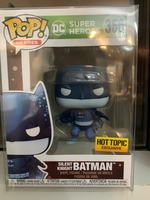 Used Funko Pop Silent Knight Batman  in Dubai, UAE