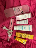 Used SKIN CARE BUNDLE WITH FREE STRAIGHTENER  in Dubai, UAE