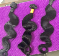 3 pcs of Human Hair Toppers