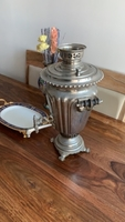 Used Antique Russian samovar batashev 1800's in Dubai, UAE