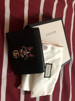 Used Gucci Black Wallet AUTHENTIC! in Dubai, UAE