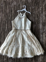 Used Party dress for a girl size 16 years old in Dubai, UAE