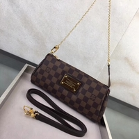 LV hand bags with sling / pouch