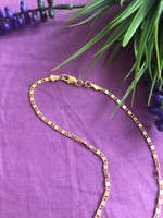 """Used NEW Gold Necklace 16"""" + 🎁🎁 in Dubai, UAE"""