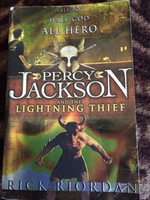 Used Jackson and the lighting thief in Dubai, UAE