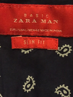 Used Zara slim fit  men's wear  in Dubai, UAE