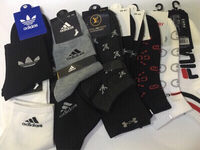 Used Branded unisex socks 10 pcs set in Dubai, UAE