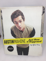 Used Austin Mahone (Just Have It Happened) in Dubai, UAE