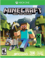 Used Minecraft (Xbox One Edition) in Dubai, UAE