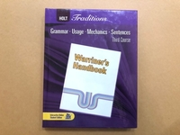 Used Holt traditions Warriner's Handbook  in Dubai, UAE