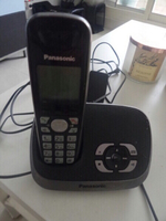 Used Panasonic house phone &answering machine in Dubai, UAE