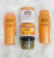 Used Complete Cantu (curly hair) Pack in Dubai, UAE