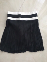 Osklen pleated skirt - medium