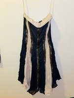Used French connection mini strapless dress in Dubai, UAE