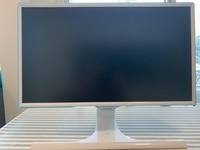 "Used Samsung 24"" Monitor w/ Wireless Charging in Dubai, UAE"