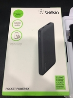Used Belkin power bank 5000mAh in Dubai, UAE