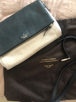 Used Kate Spade clutch with a strap in Dubai, UAE