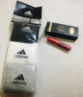 Used Adidas Sport Socks (3Pairs)+Atomizer  in Dubai, UAE