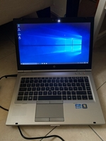 Used Hp core i5 8460p metal body laptop in Dubai, UAE