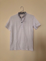 Used NEW White Polo Shirt Small in Dubai, UAE