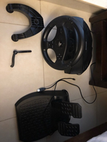 Used Steering wheel and pedals for ps4 and ps in Dubai, UAE
