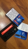 Used My blu vape device (red edition) in Dubai, UAE