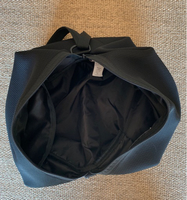 Used Reebok Imagiro Black Gym Bag  in Dubai, UAE