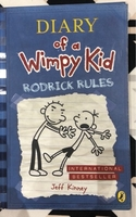 Used Diary Of A Wimpy Kid Rodrick Rules book in Dubai, UAE