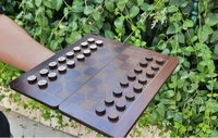 Used Backgammon and pocket chessboard  in Dubai, UAE