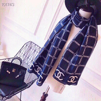 Used Chanel Scarf 泥 first class copy in Dubai, UAE