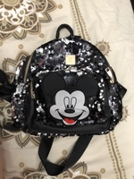 Used Mickey Mouse backpack  in Dubai, UAE