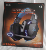 Used Over-Ear Gaming Headset With Mic in Dubai, UAE