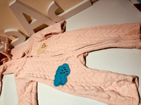 Used Jumpsuit rabbit size 70 6-9 months  in Dubai, UAE