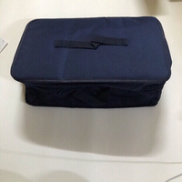 Used Blue multi purpose bag/new  in Dubai, UAE