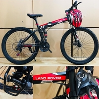 Used Foldable bicycle ,26inch , 5 days used  in Dubai, UAE
