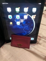 Used Prada Card Holder Authentic in Dubai, UAE