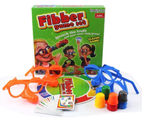 Used Fibber game set in Dubai, UAE