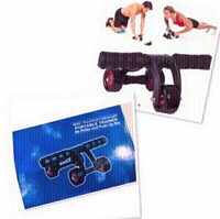 Used Multi Functional AB Roller /Push Up Bar in Dubai, UAE