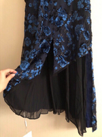 Used SELF-PORTRAIT Floral Devoré Dress UK10 in Dubai, UAE