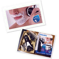 Used Philips Aqua touch Men shaver AT610💙 in Dubai, UAE