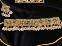Used Designer jewelry set  in Dubai, UAE