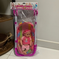 Used BABY DOLL STROLLER in Dubai, UAE